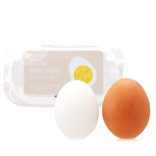 صابونة البيض للدهون والمسام من توني مولي